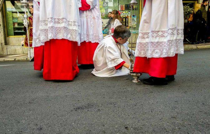semana santa en torremolinos