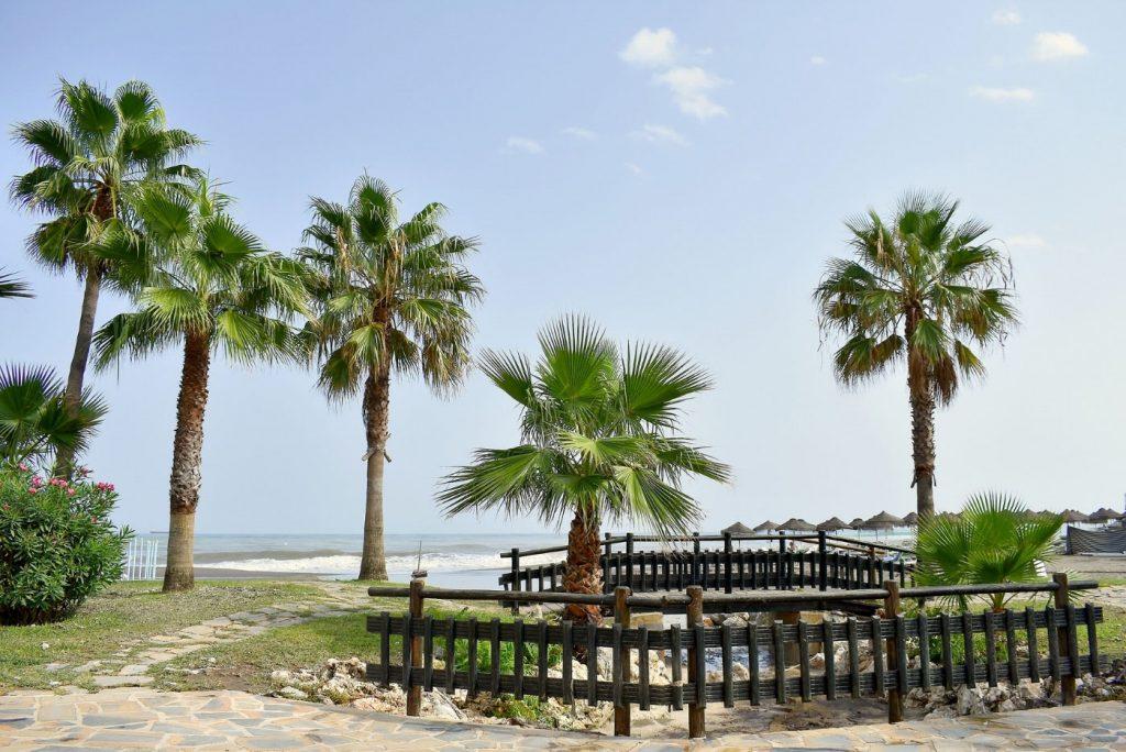 Playa Playamar en TOrremolinos