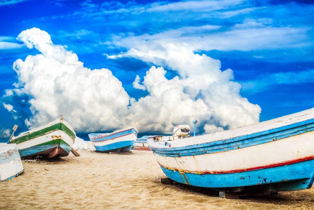 playa de la carihuela en torremolinos
