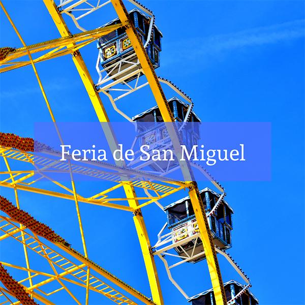 FERIA DE SAN MIGUEL EN TORREMOLINOS