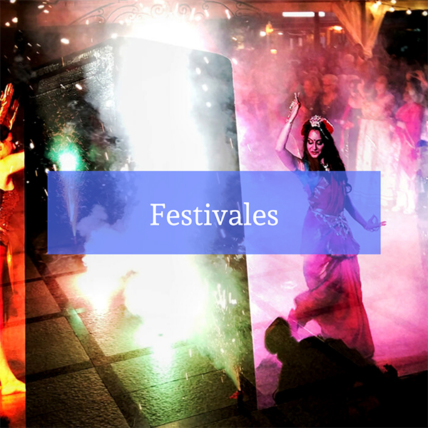 FESTIVALES EN TORREMOLINOS