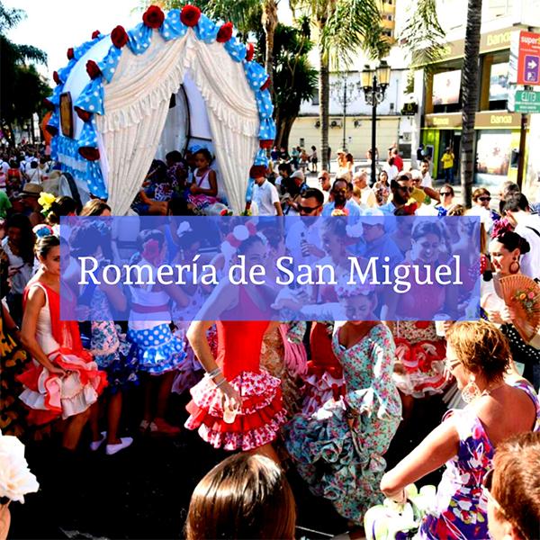 ROMERIA DE SAN MIGUEL EN TORREMOLINOS