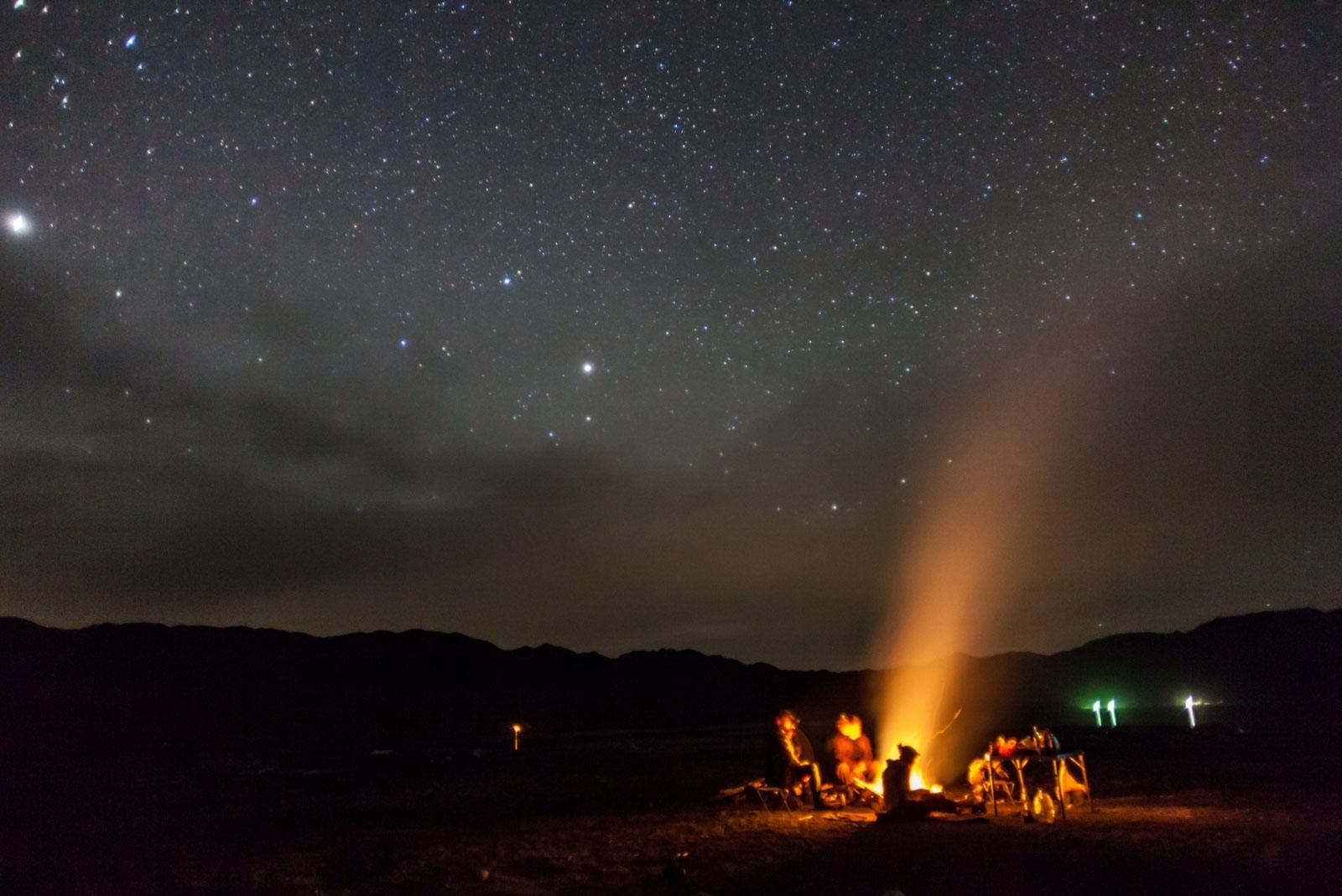 Dormir en Torremolinos camping
