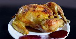 Asador de pollos